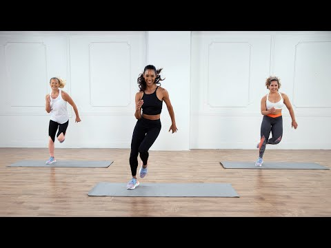 30-Minute No-Equipment Cardio Workout