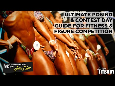 NOW FREE!!! Posing & Contest Guide for Fitness & Figure Competition