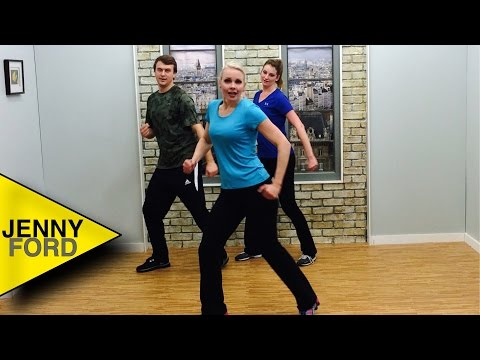 Dance Fitness Workout – JENNY FORD