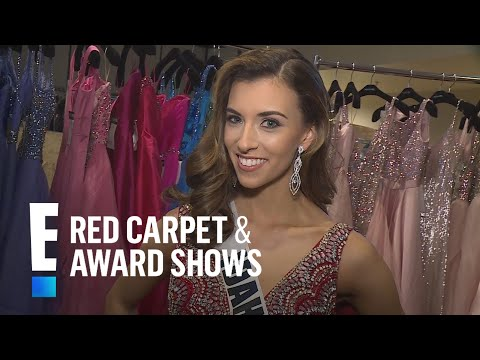 Miss USA 2017 Contestants Give Diet and Fitness Tips | E! Red Carpet & Award Shows