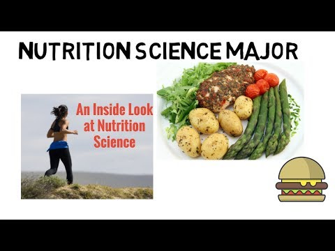 The Nutrition Major – Careers, Courses, and Concentrations