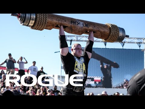 Highlights – 2019 Arnold Pro Strongman USA Qualifier