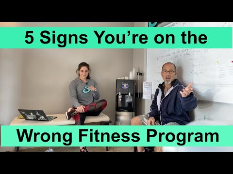 5 Signs You're on the Wrong Fitness Program