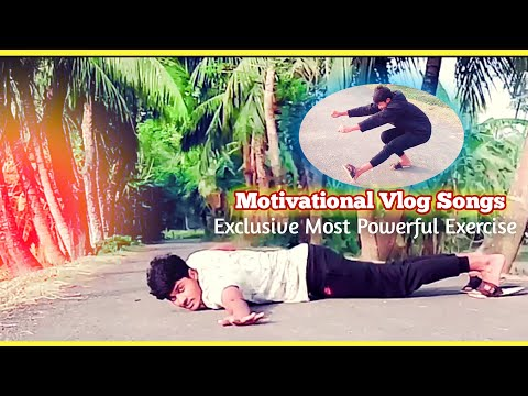 Best Workout Music Mix💪 Gym Motivation Music 2020 💪Motivational Exercise VLog Songs||বাংলা ফেটনেস|