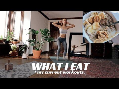 WHAT I EAT VEGAN + FULL RECIPES // + what I do all day!