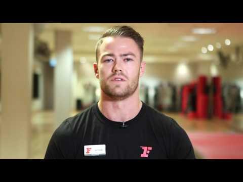 Miyagi Fitness Personal Trainers: Coach Nathan Lennan