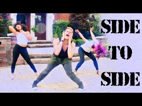Side To Side – Ariana Grande | The Fitness Marshall | Dance Workout