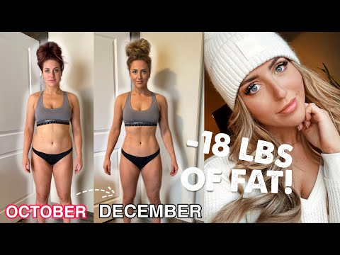 I LOST 18 LBS of FAT in 2 MONTHS: Diet, Workouts, Tips