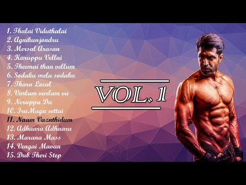 Best Tamil Workout Motivational Songs | Tamil Gym Workout Songs 2019 – jukebox vol 1