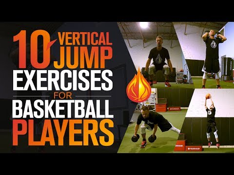 10 Vertical Jump Exercises For Basketball Players with Coach Alan Stein – EGT Basketball