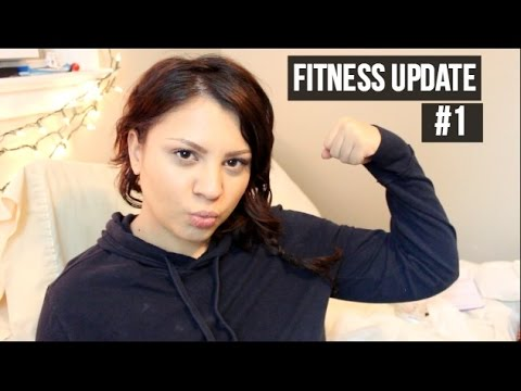 FITNESS   Update #1   Diet, Workouts, Hypothyroidism