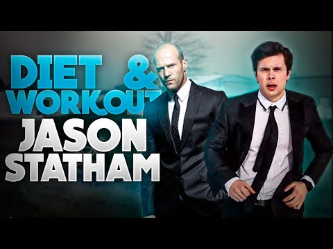 I Tried Jason Statham's DIET & WORKOUT For A Day   Vegan Lunch??