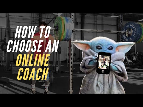What to Look for in an Online Strength Coach / Personal Trainer