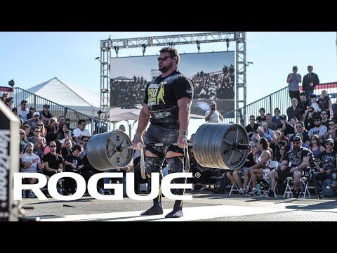 The 2020 Arnold Pro Strongman USA Qualifier – Full Day Live Stream