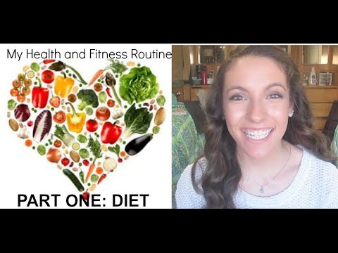   My Health & Fitness Routine: PART ONE: Diet  