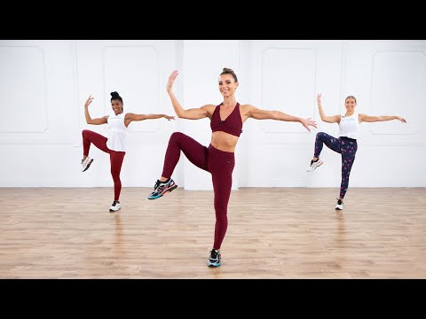 20-Minute Dance Cardio & Sculpting Workout
