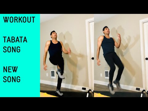 TABATA NEW SONG WORKOUT | COMPOUND WHOLE BODY EXERCISES