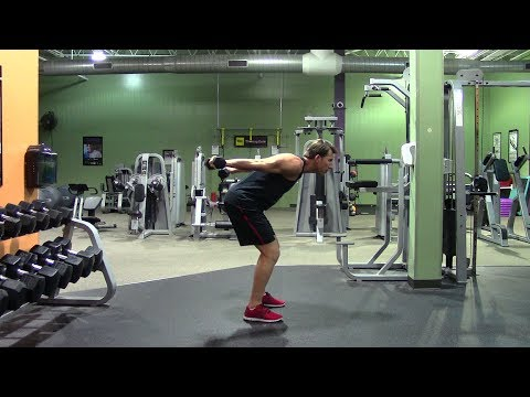 Arm Toning Workout in the Gym – HASfit Arm Toning Exercises – Arms Workouts – Arm Workouts