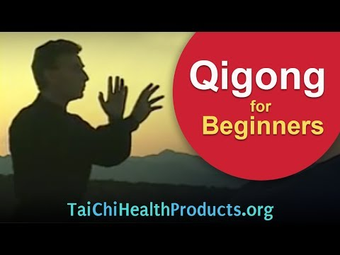 Daily Qigong for Beginners – 4 minute exercise