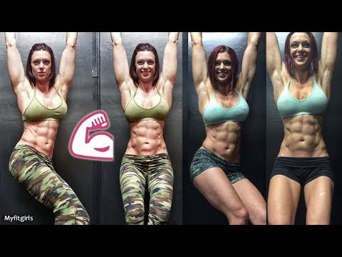 SARAH VARNO – Gym WORKOUTS and Core-Strengthening EXERCISES