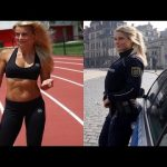 Iron girl from the German police – Insta Fitness Models