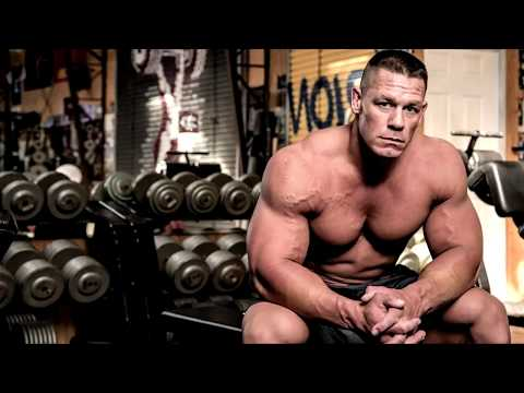 John Cena Complete Workout and Diet Plan