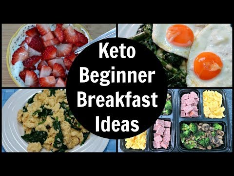 Keto Friendly Recipes for Breakfast, Lunch, and Dinner