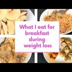 Indian Weight-Loss Breakfast Ideas || 5 Simple and Healthy recipes for easy #weightloss ||#tamilvlog