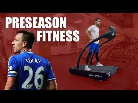 I Tried John Terry's Preseason Fitness Routine..