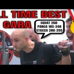 ALL TIME BEST IN POWERLIFTING COMPETITION – DOMINGO POLIANDRI: RAW IS WAR & GEAR IS RAGE