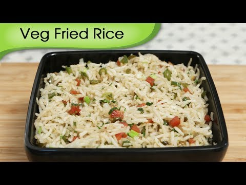 Veg Fried Rice – How To Make Fried Rice – Simple and Easy Rice Recipe By Ruchi Bharani