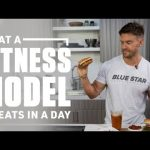 What A Fitness Model Eats In A Day | Ft. Rob Riches