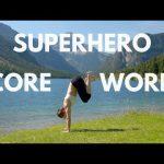 Superhero Core Work | Espresso Workouts Core #8