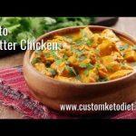 Keto Butter Chicken | Keto Cooking | Keto Diet Foods