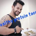 healthy High-Protein Tacos recipe | hindi | nagpur | muscle clinic by ani ray