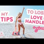 5 Tips to Help Lose Love Handles in 14 Days | Fitness Challenge + Giveaway