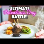 ULTIMATE VALENTINE'S DAY COOKING BATTLE!!