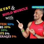 Lose Fat & Build Muscle  With This Diet Kannada | 1st Time In Kannada | Ignis Fitness.