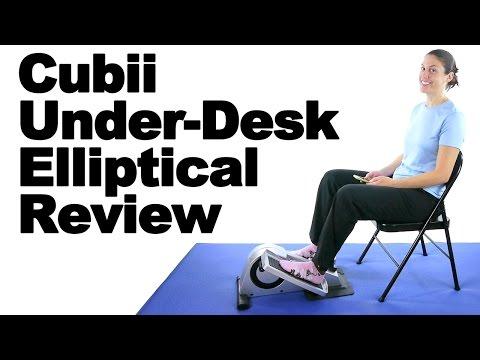 Cubii Smart Under-Desk Elliptical Review – Ask Doctor Jo