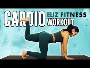 Full Body Workout & Fat-Burning Cardio for Beginners ♥ 20 Min | 14 Day Weight Loss Challenge At Home